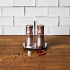 Neva - Rose Chocolate Maxi 4'lü Baharat Seti