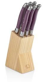 Neva - Sweet 6'lı Mini Bıçak Seti Mor