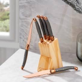 Neva - Grizay Plus 6'lı Mini Bıçak Seti
