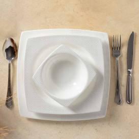 Neva - Grizay Koro 60 Parça Kare Yemek Takımı