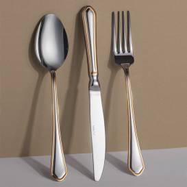 Neva - Abide Gold 84 Parça Çatal Kaşık Bıçak Seti