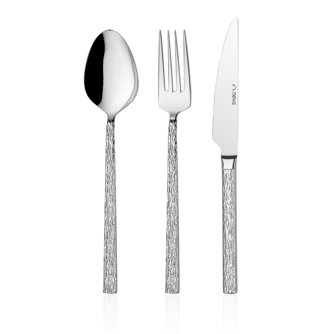 Neva - Armoni 84 Parça Çatal Kaşık Bıçak Seti