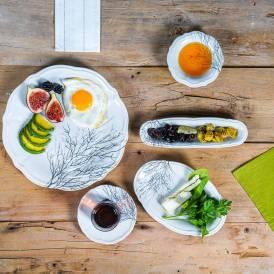 Neva - Çınar 26 Parça Kahvaltı Takımı