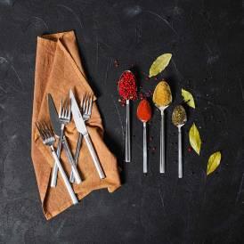 Neva - Trend 24 Parça Çatal Kaşık Bıçak Seti