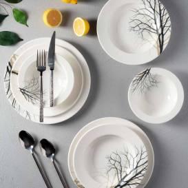 Neva - Çınar 24 Parça Yemek Takımı